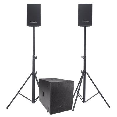 Octave audiophony